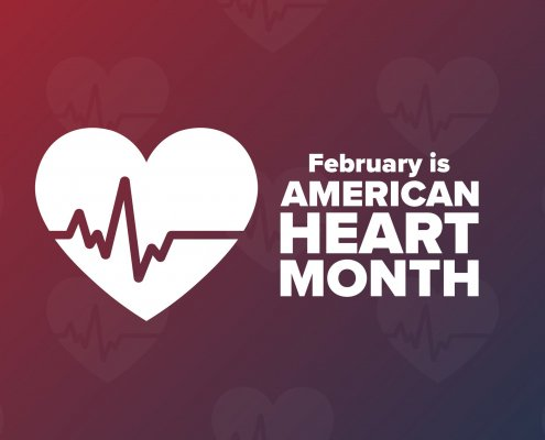 February is American Heart Month. CCHC Heart and Vascular